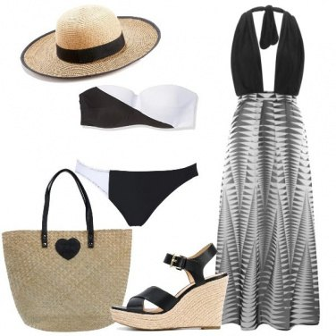 Outfit Go to the beach