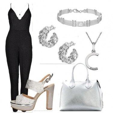 Outfit A cena con la tuta