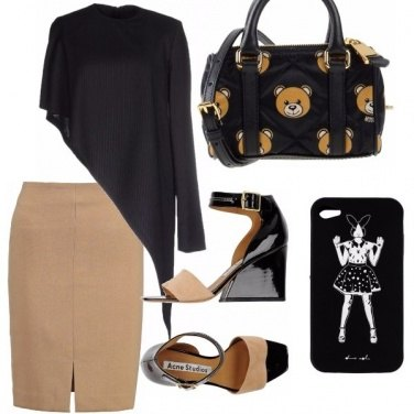 Outfit Moschino & c.