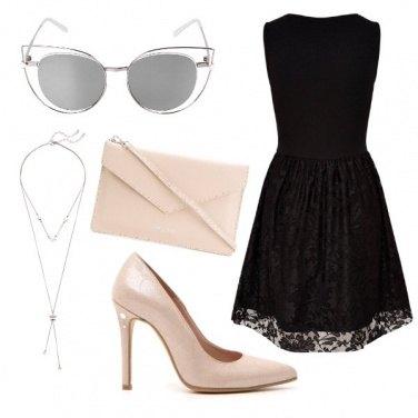 Outfit Rivisitiamo il little black dress