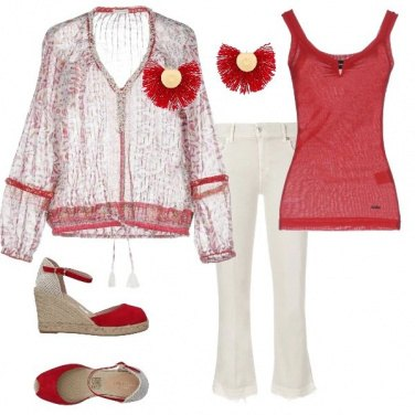 Outfit Etnico #875