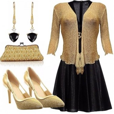 Outfit Serata preziosa