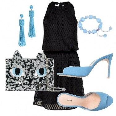 Outfit Occhi di gatto