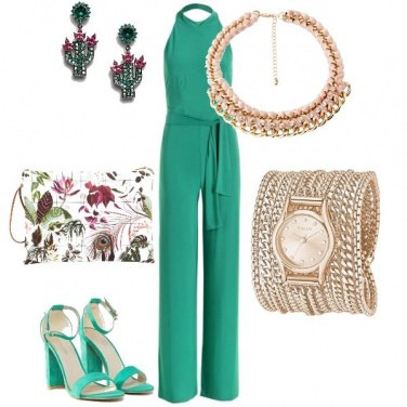 Outfit Verde&...