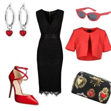 Outfit Cerimonia pomeriggio Met inspired