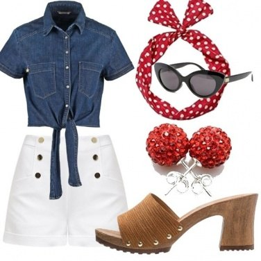 Outfit Like a pin up