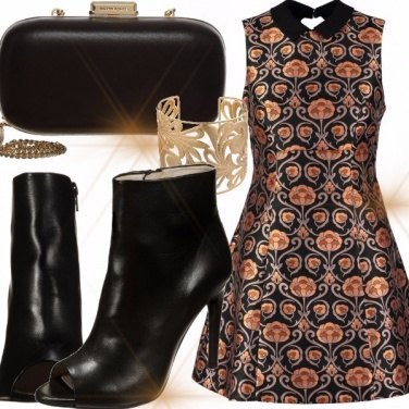Outfit Bring me a flower