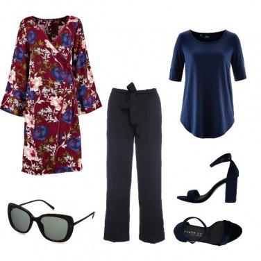 Outfit Sfumature orientali