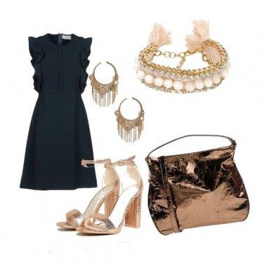 Outfit Accendiamo il nero