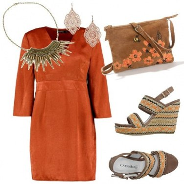 Outfit Etnico #891