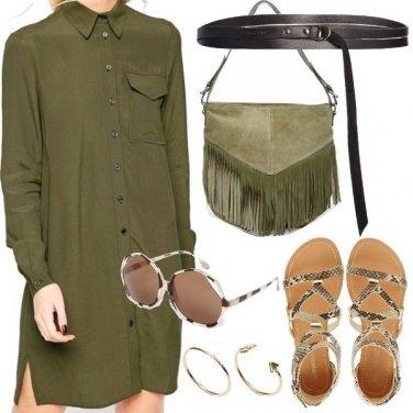 Outfit Giungla urbana!