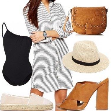 Outfit Al mare o in città