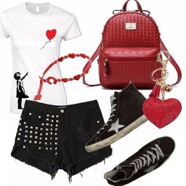 Outfit Ragazze grintose