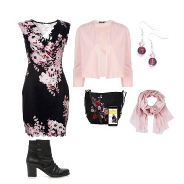 Outfit Fiore tra i fiori