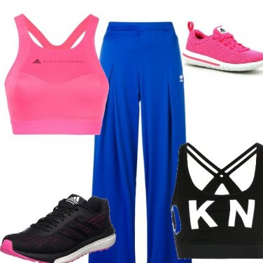 Outfit In palestra con stile