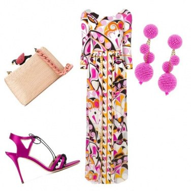 Outfit Stile Pucci