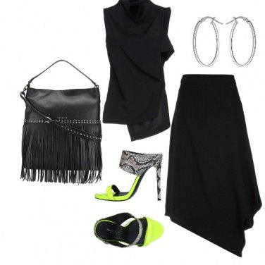 Outfit LInee fluide