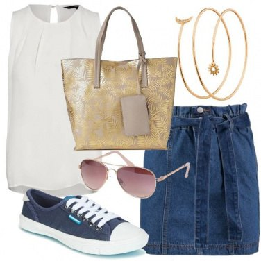 Outfit Shopper dorata
