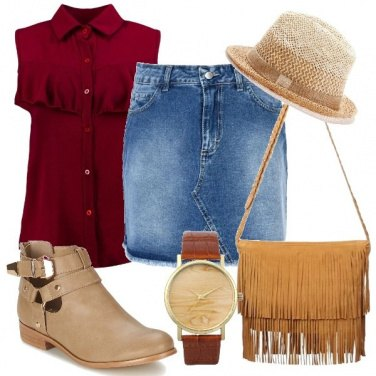 Outfit Tocco country