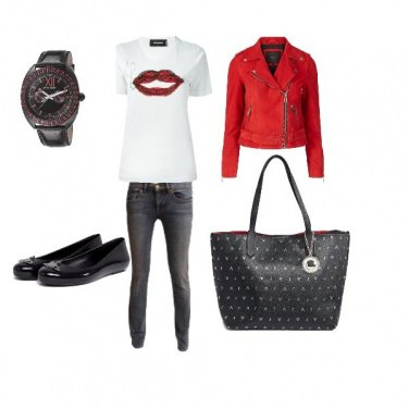 Outfit Rock #1106