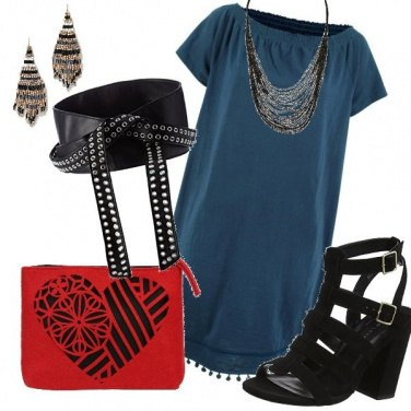Outfit Etno rock
