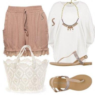 Outfit Borsetta a cestino