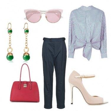Outfit Al lavoro... con stile!