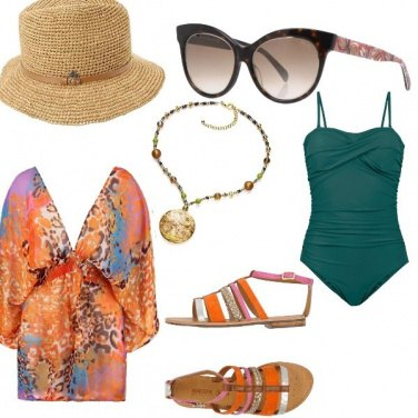 Outfit Solare al mare