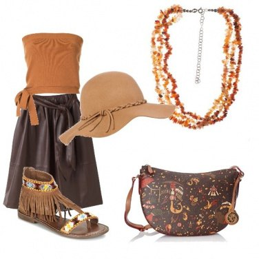 Outfit Etnico #909