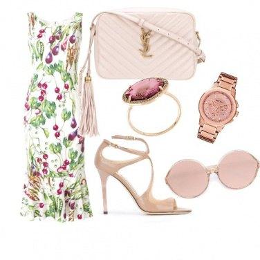 Outfit Fantasia di primavera