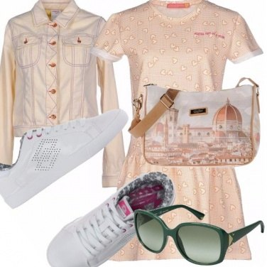 Outfit Con l\'anima girly