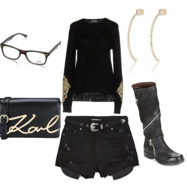 Outfit Rock #1114