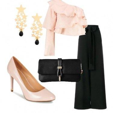 Outfit Una cascata di stelle
