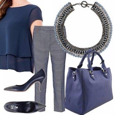 Outfit Blu blu