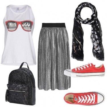 Outfit Passeggiata con le amiche