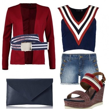 Outfit Aperitivo estivo