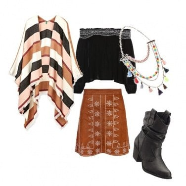 Outfit Western