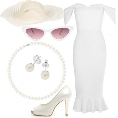 Outfit Cerimonia low cost - Sposa