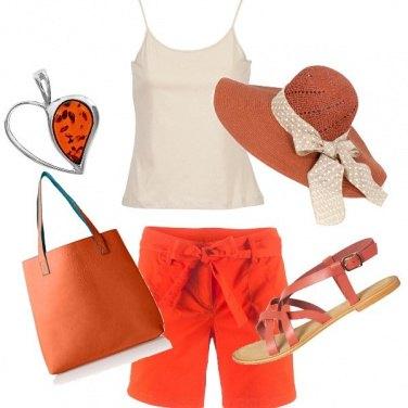 Outfit Mattina lungo mare