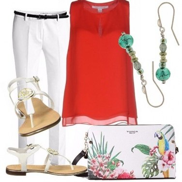 Outfit Tocco....tropicale