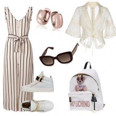 Outfit Sportiva con classe