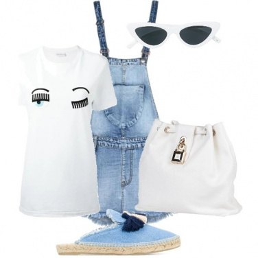 Outfit Trendy #7406