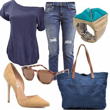 Outfit Always denim