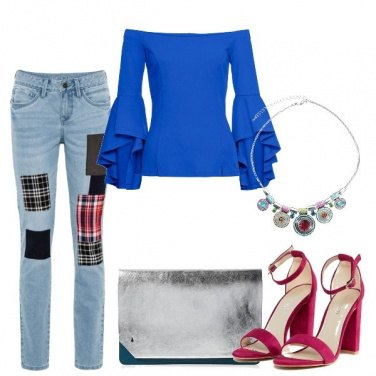 Outfit Trendy #7407