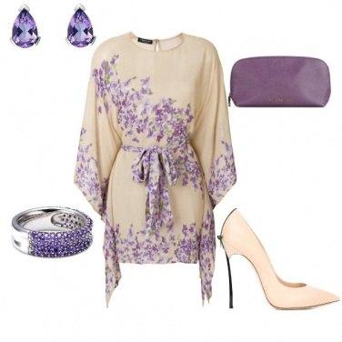 Outfit Color lavanda