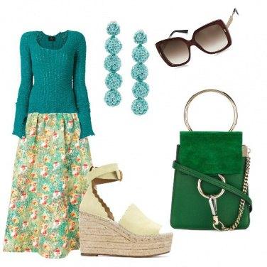 Outfit Passeggiata in campagna