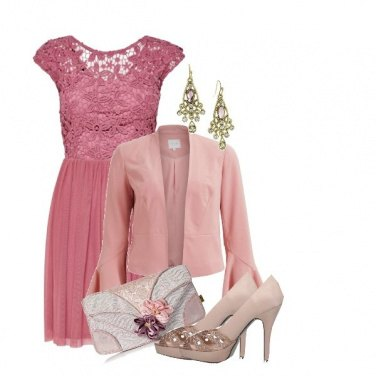 Outfit Outfit elegante