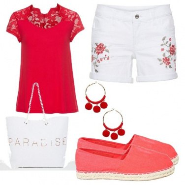 Outfit Trendy #7422