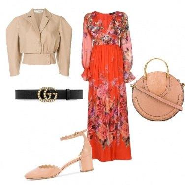 Outfit Autumn Wedding