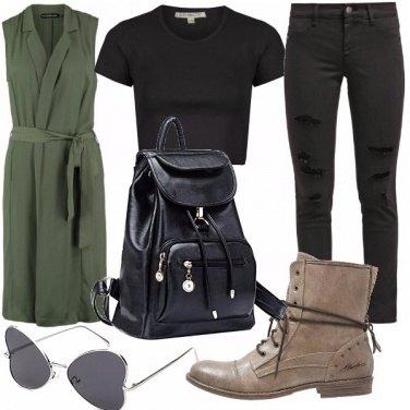 Outfit Turista per un giorno